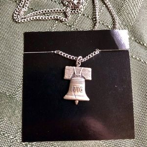 Jewelry - Liberty Bell Necklace